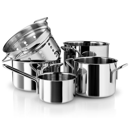 Eva Solo - Cookware-Set Stainless Steel - Set of 5