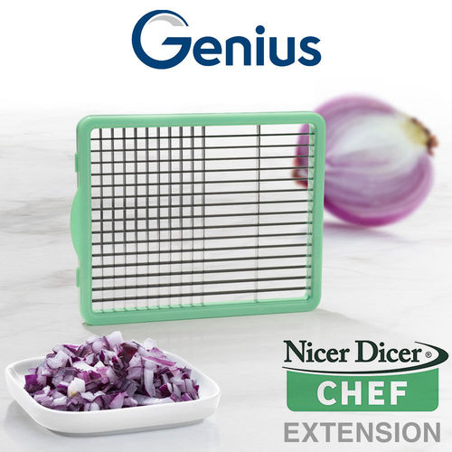 Genius - Nicer Dicer Chef - Knife insert 2-1