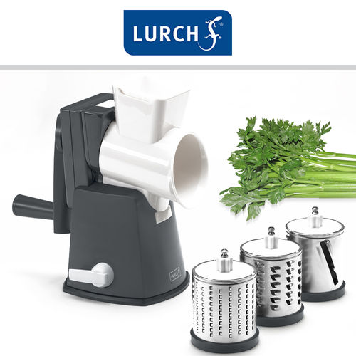Lurch - Base & Soul Drum Grater