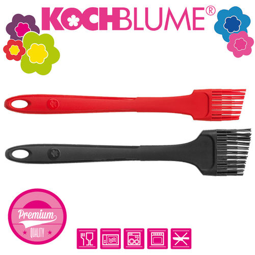 Kochblume - Design-Backpinsel