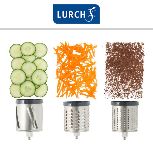 Lurch - Base & Soul Drum Grater Functional Part