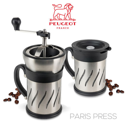 PSP Peugeot - Paris Press Coffee Grinder 2in1