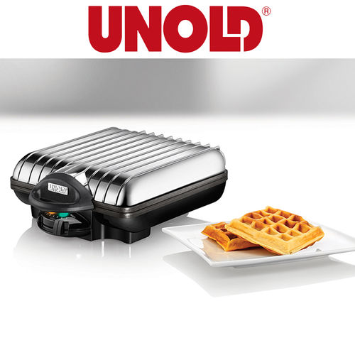 Unold - WAFFLE AUTOMAT 4er Brussels