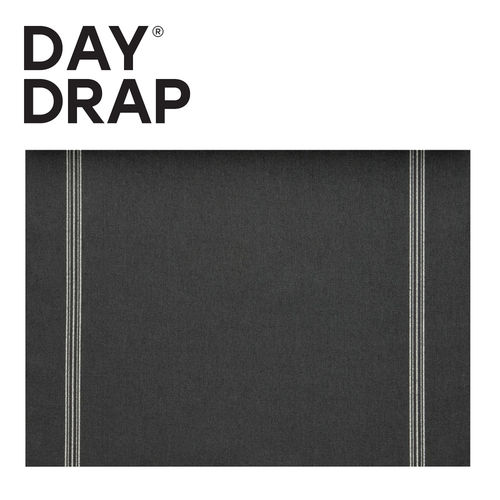 DAY DRAP - Placemat - Black Nature - 45 x 32 cm