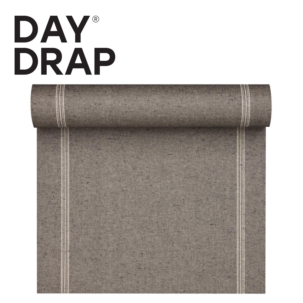 DAY DRAP - Table Runner - Braun Nature - 120 x 45 cm