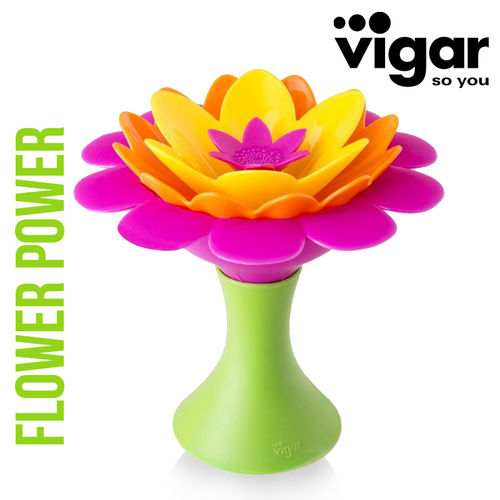 Vigar - Funnel Set Flower Power