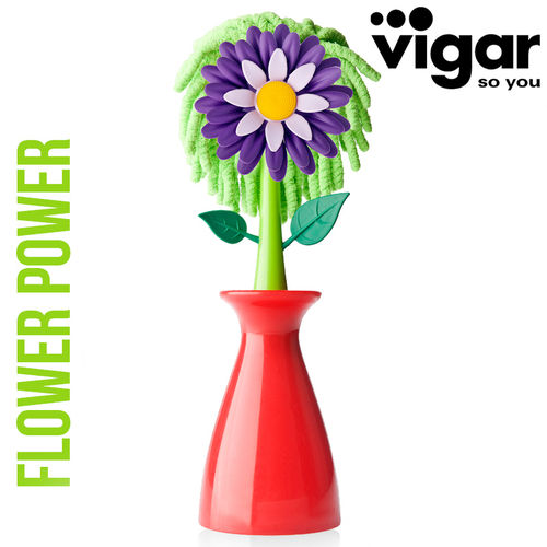Vigar - Dustdrops Flower Power