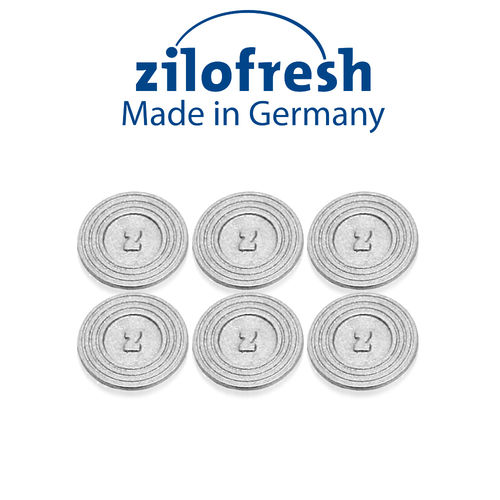 zilofresh - Glanz Tab 6er Set