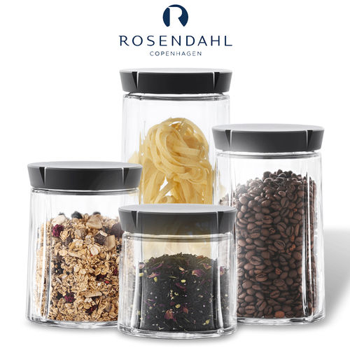 Rosendahl - Grand Cru Storage Glass Black