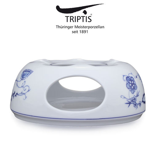 Triptis - Romantika - onion pattern - tea warmer