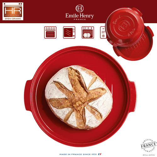 Emile Henry - Bread Pan Round