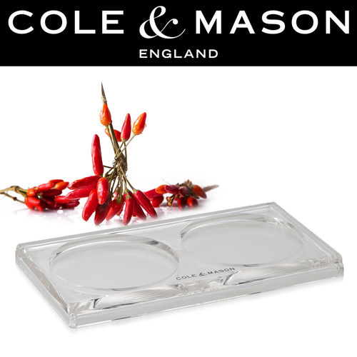 COLE & MASON - Mill Coaster Acrylic
