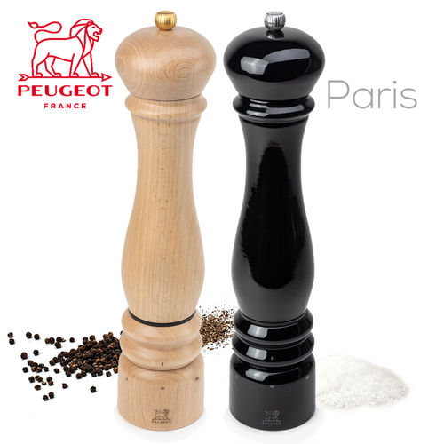 PSP Peugeot - Pepper Mill & Salt Mill Paris electric