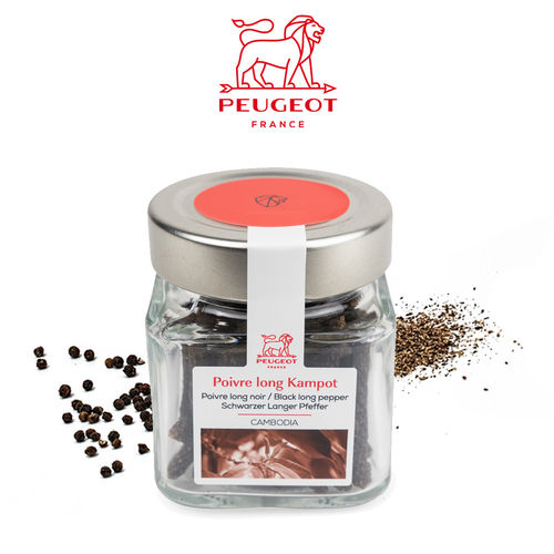PSP Peugeot - Black long pepper from Cambodia 40g