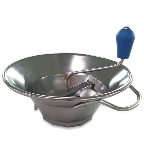 de Buyer - Stainless steel professional food mill and sieves