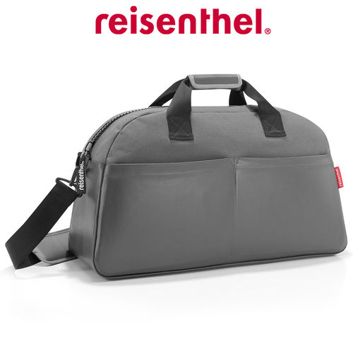 reisenthel - overnighter - canvas grey
