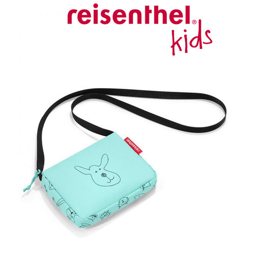 reisenthel - itbag - kids - cats and dogs mint