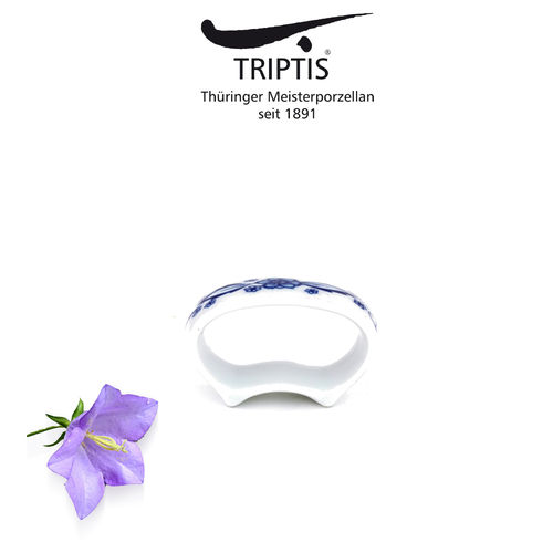 Triptis - Romantika - onion pattern - napkin ring