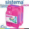 sistema - Set - Snack Attack Duo + Snack Attack + Trinkflasche