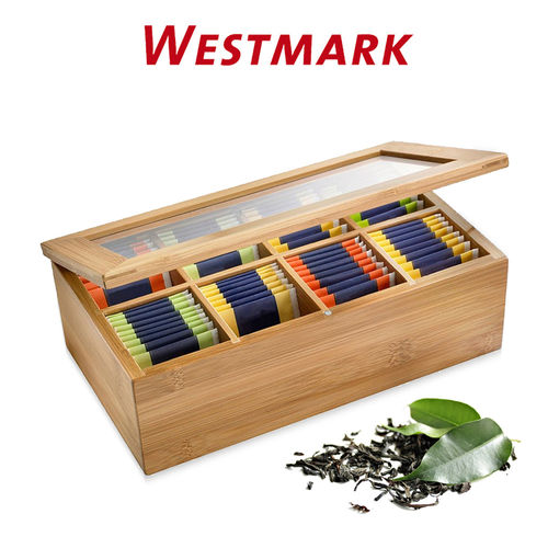 Westmark - Bamboo tea box