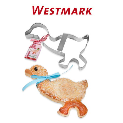 "Westmark - Cookie Cutter ""Martinsgans"" 18 cm"