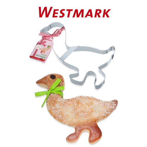"Westmark - Cookie Cutter ""Martinsgans"" 24 cm"