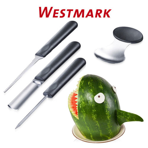 Westmark - Pumpkin Carving Set 4 pcs.