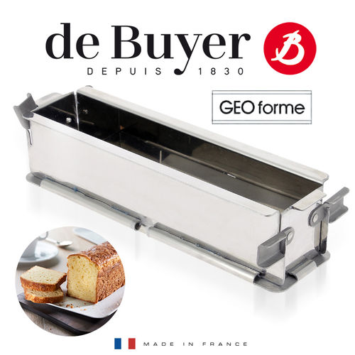 de Buyer - GEO forme Backform glatt