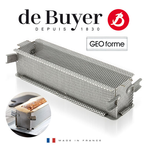 de Buyer - GEO forme Backform perforiert