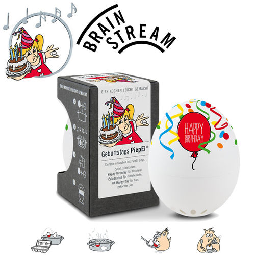 Brainstream - Beep Egg Birthday