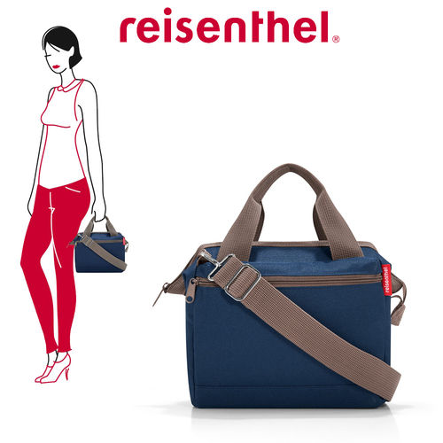 reisenthel - allrounder cross - dark blue
