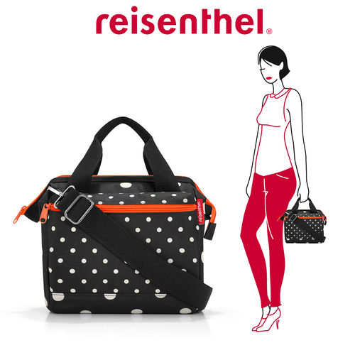 reisenthel - allrounder cross - mixed dots