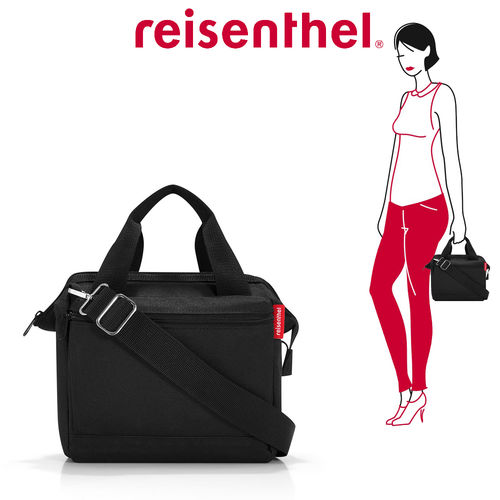 reisenthel - allrounder cross - black