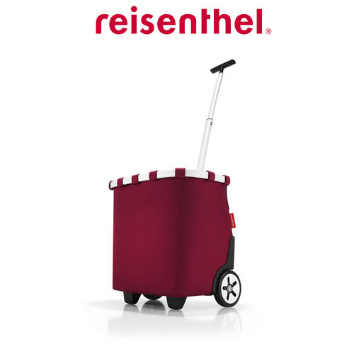 reisenthel - carrycruiser - dark ruby