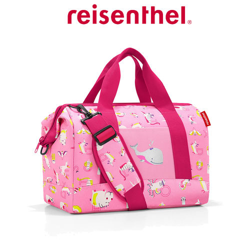 reisenthel - allrounder M - abc friends pink