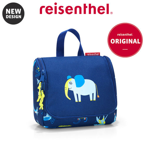 reisenthel - toiletbag S - kids - abc friends blue