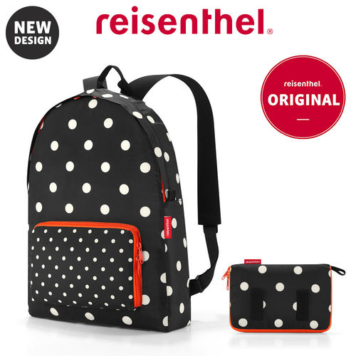 reisenthel - mini maxi rucksack - mixed dots