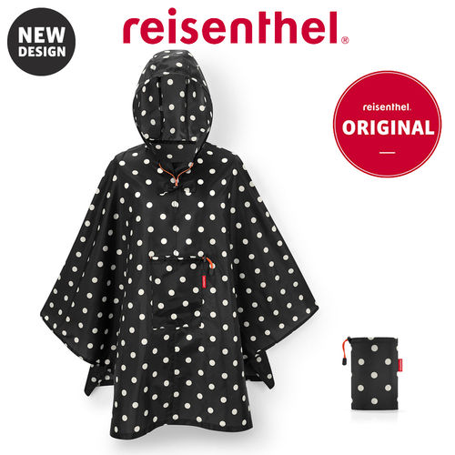 reisenthel - mini maxi poncho - mixed dots