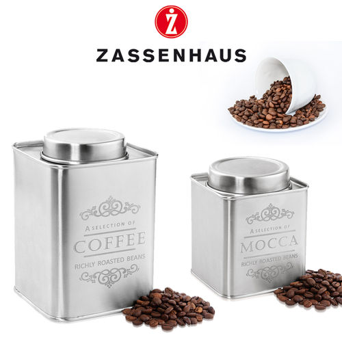 Zassenhaus - Storage box MOCCA / COFFEE
