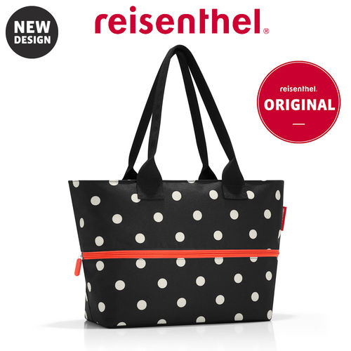 reisenthel - shopper e1 - mixed dots