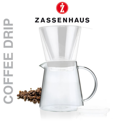 "Zassenhaus - Spare glass too ""Coffee Drip"""