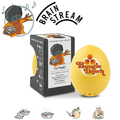 Brainstream - 70er PiepEi