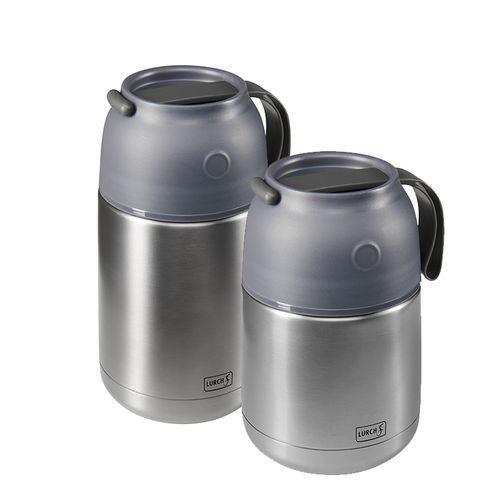 Lurch - Thermo-Pot stainless steel gray metallic