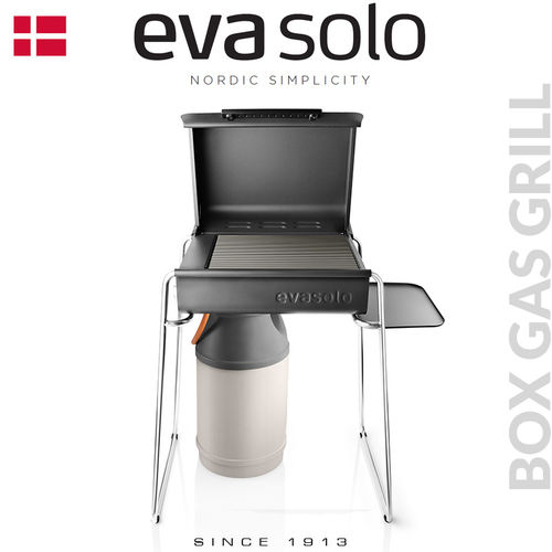 Eva Solo - Box Gas Grill - Legs and sidetable
