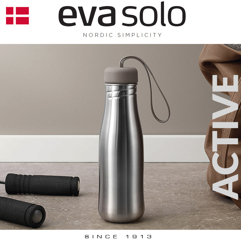eva solo active trinkflasche 0 7 l culinaris. Black Bedroom Furniture Sets. Home Design Ideas