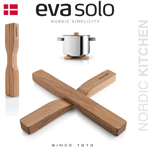 Eva Solo - Magnetic trivet oak - NORDIC KITCHEN