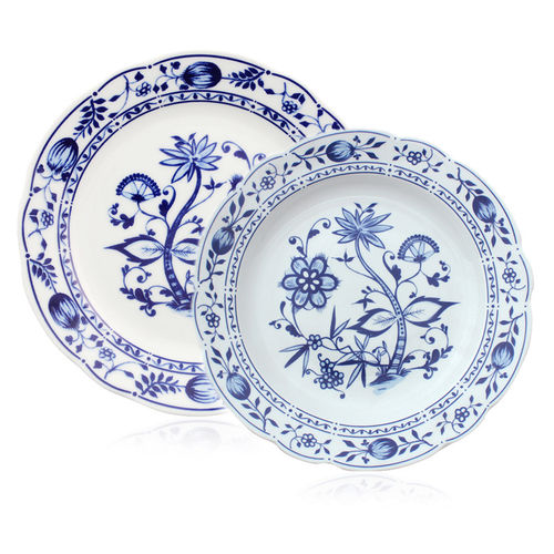 Triptis - onion pattern - dinner set 12 pcs.