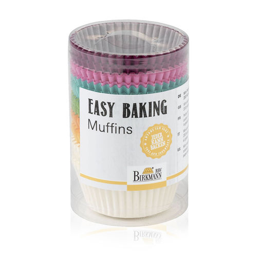 RBV Birkmann -  Muffin Paper Cup, multicoloured