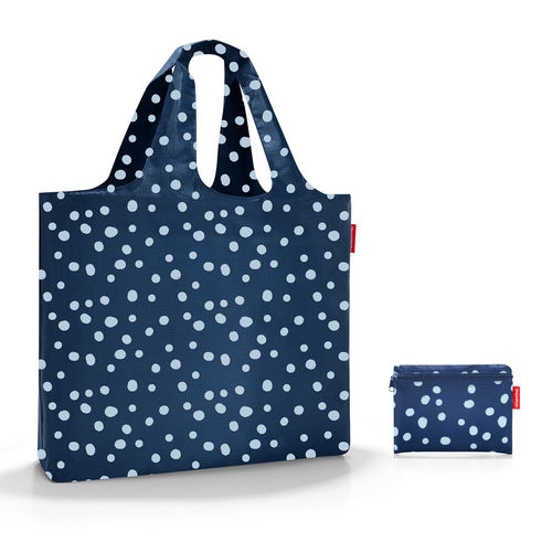 reisenthel - mini maxi beachbag - spots navy