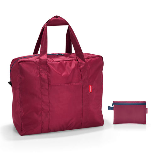 reisenthel - mini maxi touringbag - dark ruby